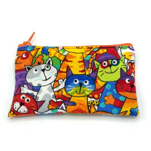 "Mund Nasen Maske (MNS) - ""Comic Cats"""